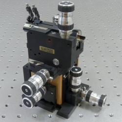 Six Axis Positioners
