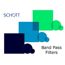 Schott Band Pass Filters