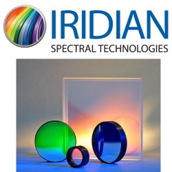 Filters for Spectroscopy from Iridian