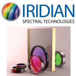 Filters for Imaging and mid-IR from Iridian