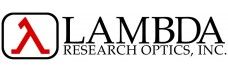 Lambda Research Optics logo