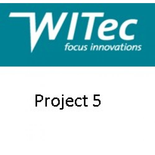Witec Project 5 upgrade- custom Order