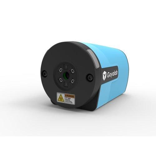 Indigo base Handheld Spectrometer