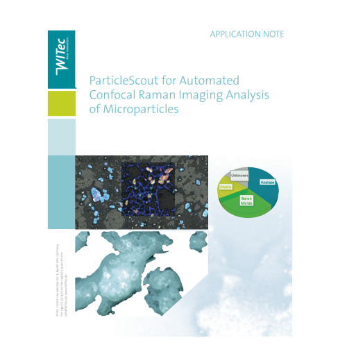 Automated particle analysis with ParticleScout
