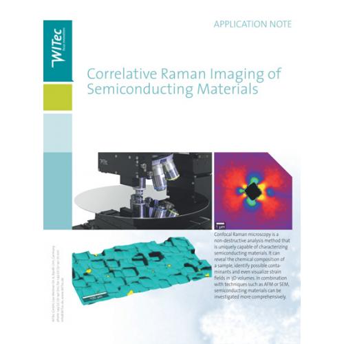 Raman Imaging of Semiconducting Materials