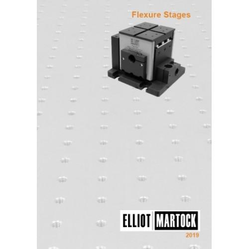 CATFS - Flexure Stages Mini-catalogue