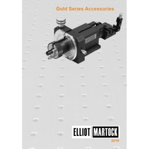 CATGA - Gold Series Accessories Mini-catalogue