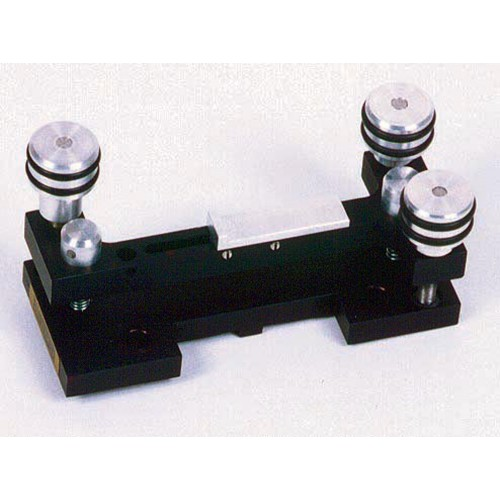 MDE747 - Waveguide Mount with Pitch, Roll and Height Adjust