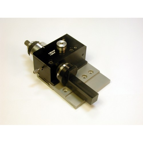MDE890 - Waveguide Mount with θy and X Adjust