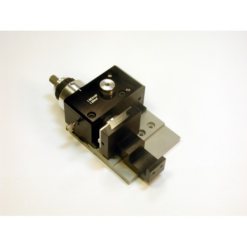 MDE891 - Waveguide Mount with θy plus X and Z Adjust