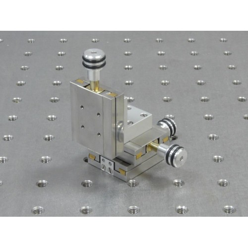 MDE259 - Three-Axis XYZ Micropositioner Stage