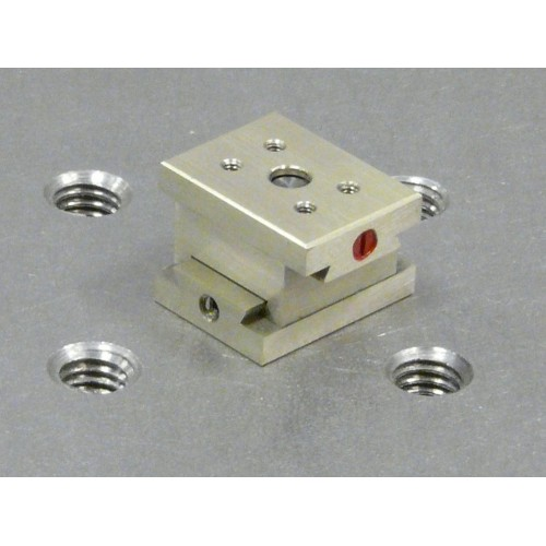 MDE266 - Dual Axis Ultra-Small XY Micropositioner Stage
