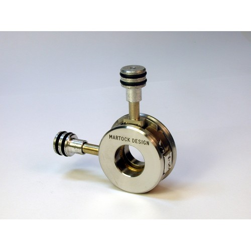 MDE251-15 - XY Precision Centring Micropositioner (Large Bore Version)