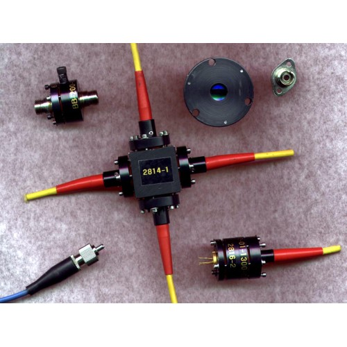 Fibre Optic Components - OZ Optics