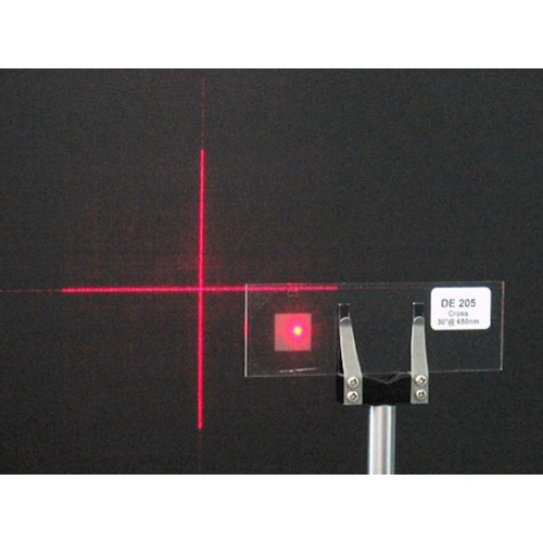 Diffractive Optical Elements - HOLOEYE Optical Microstructures
