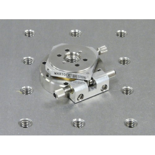 MDE283 - Very Compact Precision Rotation Stage