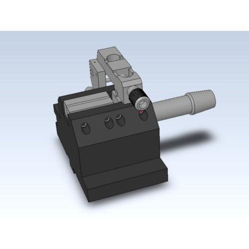 MDE705 - Fibre Holder (Vacuum & Mechanical)