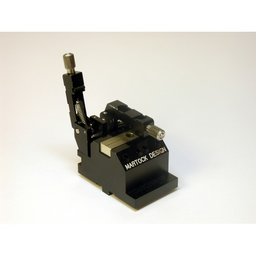 MDE710 - Fibre Holder (Jacketed/Mechanical) for Elliot Gold™ Series XYZ Flexure Stages