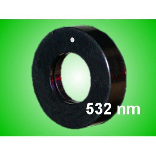 WVPZF-Q-0.50-V1-V1-M-532 - High Power Zero-Order λ/2 Waveplate: 532 nm