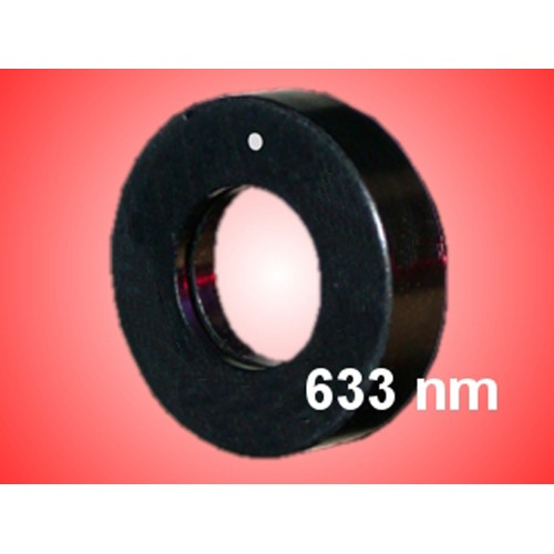 WVPZ-H-0.50-V1-V1-M-633 - Medium Power Zero-Order λ/2 Waveplate: 633 nm