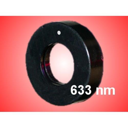 WVPZ-Q-0.50-V1-V1-M-633 - Medium Power Zero-Order λ/4 Waveplate: 633 nm