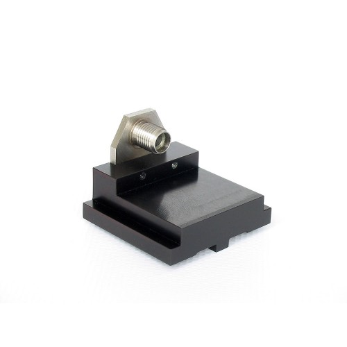 MDE736 - Connectorised Fibre Holder SMA