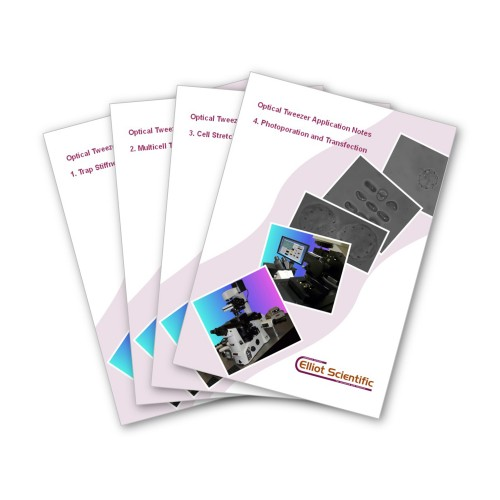 Optical Tweezers - Application Notes