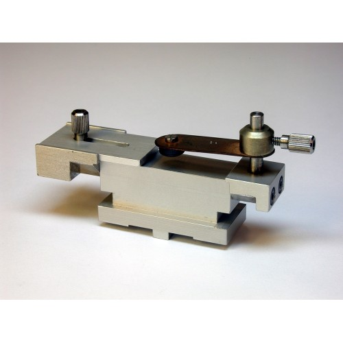 MDE743-10 - Waveguide/Device Holder - 10x15 mm Mechanical