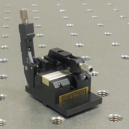 MDE724 - Fibre Holder (Mechanical) for Melles Griot/Thorlabs Flexure Stages