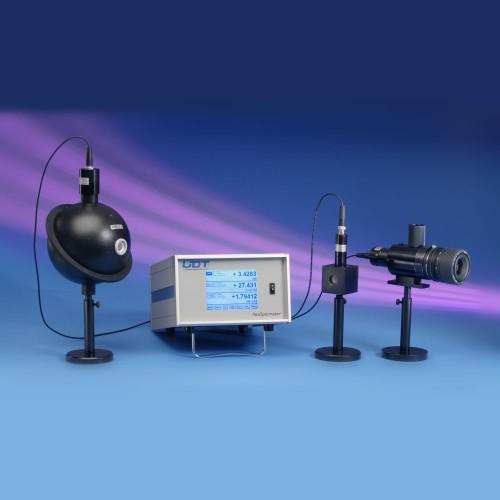 Photometers, Radiometers, and Photodetectors