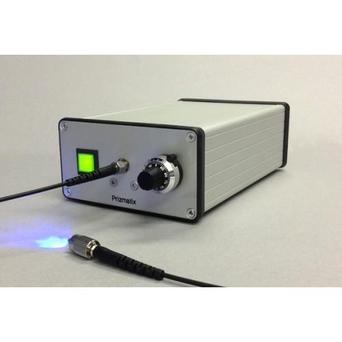 Fixed Wavelength Benchtop Fibre-coupled LED Light Sources