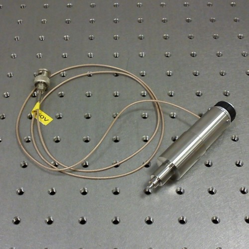 MDE227 - Long Travel Piezo Adjuster - 100 µm piezo travel