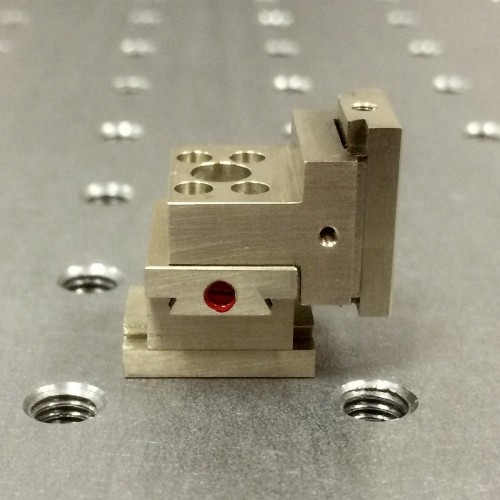 MDE269 LM-V  - Three-Axis Ultra-Small XYZ Micropositioner Stage- Low Magnetic -Vacuum version