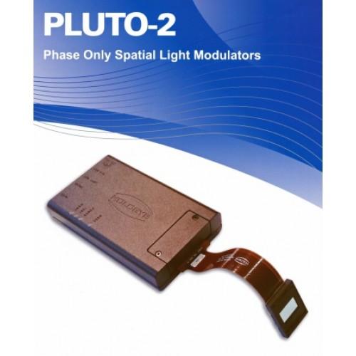 PLUTO - HDTV phase only SLMs