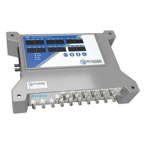 Fibre Optic Temperature Measurement