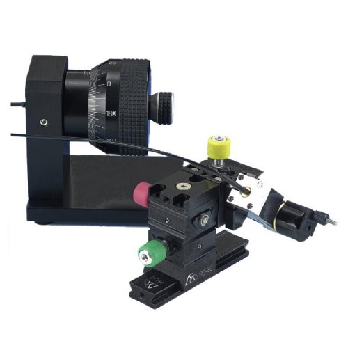 MX10 Dovetail 4-axis Manipulators - 10 mm Travel