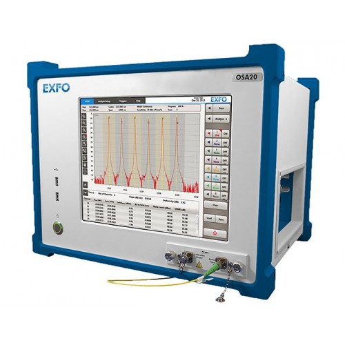 OSA20 - High Performance Optical Spectrum Analyser
