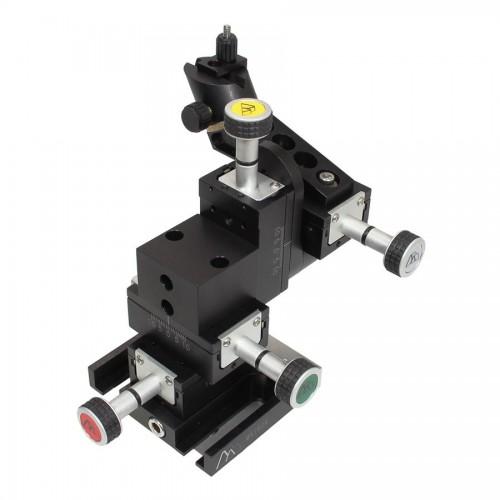 MX160 Ball Bearing 4-axis Manipulators - 22 mm Travel
