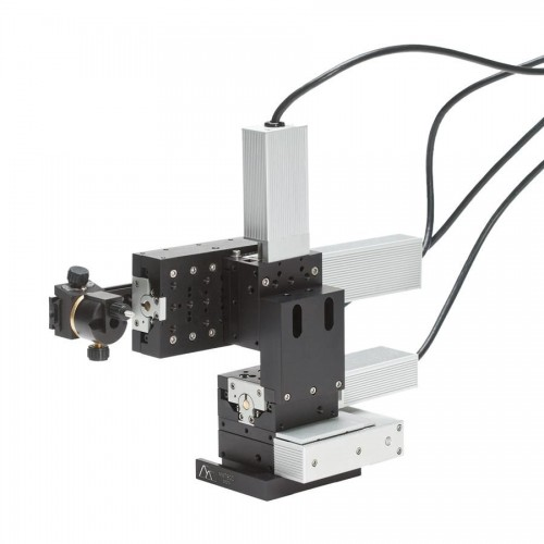 MX7800 Motorised 4-axis Manipulator - 50 mm Travel