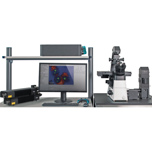 alpha300 Ri Inverted Raman Microscope