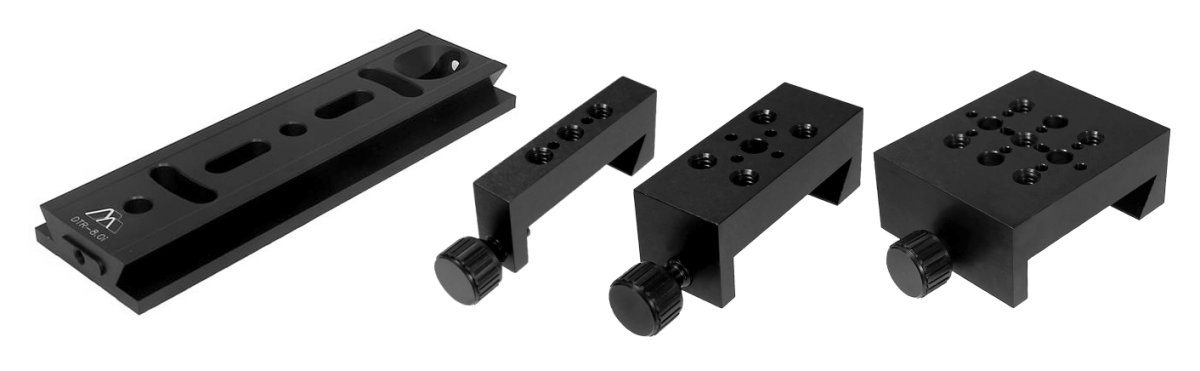 50 mm Rail System & Mounts
