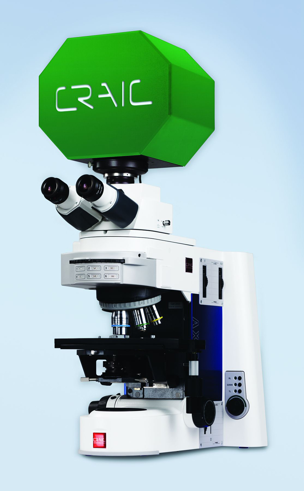 CRAIC 508 PV™ Microscope Spectrophotometer